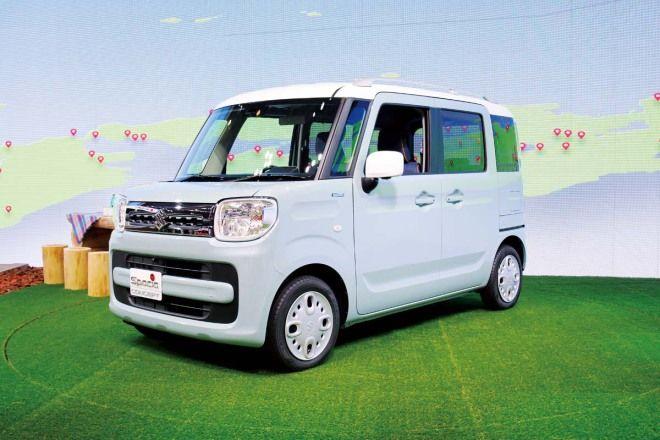 Suzuki  Spacia Concept新世代K-Car代表