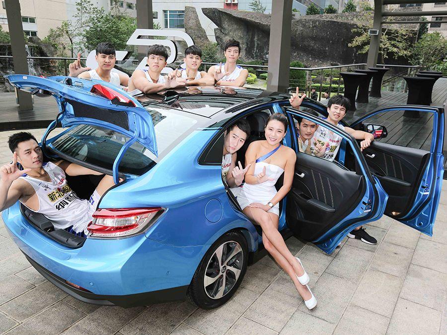 新LUXGEN S3全車系標配6氣囊+12項主動安全配備,55.9萬起!
