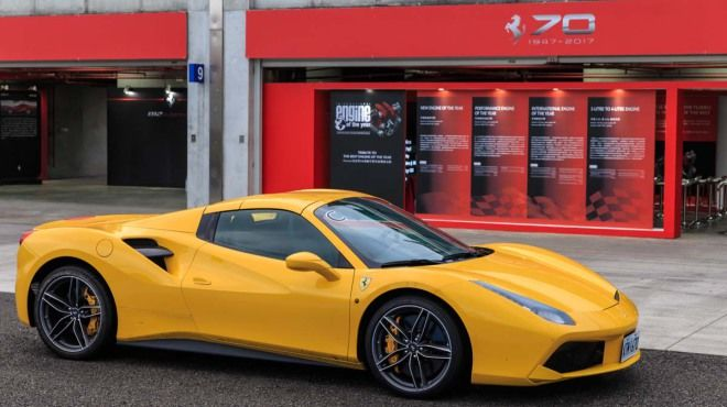 躍馬咆哮70載Ferrari 渦輪增壓引擎體驗