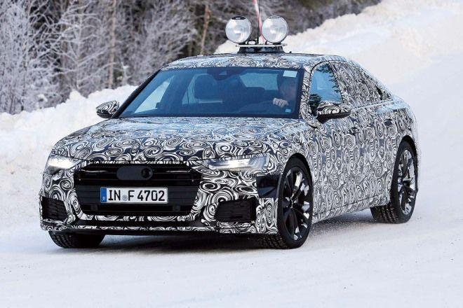 Audi A6 造型設計延續A4與A8的風格 就像一家人