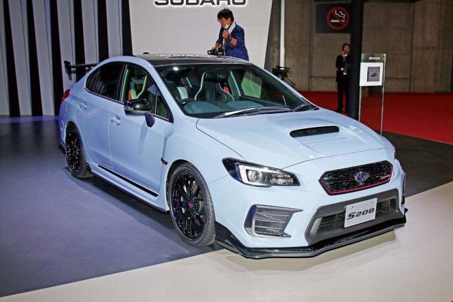 Subaru  S208最新限量版
