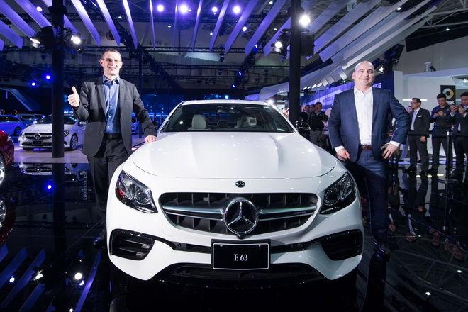 AMG 50週年慶典最終章 史上最強E-Class來襲 Mercedes-AMG E 63 4MATIC+ 重磅登台
