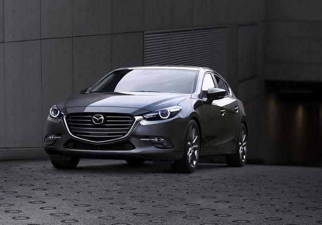 同級主動安全標竿 正18年Mazda3增配主動車距控制系統
