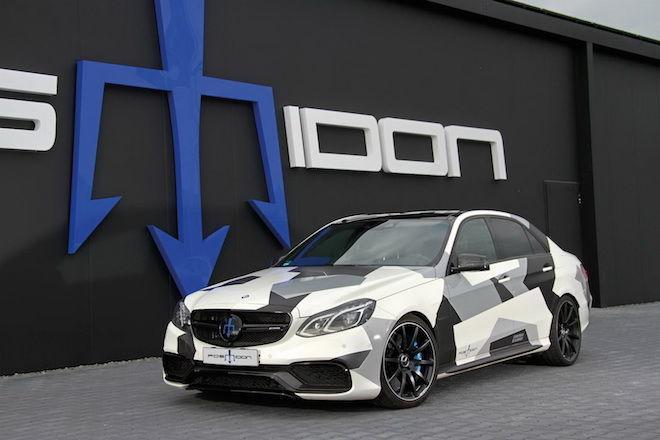 千匹地表最速房車Mercedes-AMG E63!竟將5.5升擴至6.5升,其改裝淺力真的無極限啊!