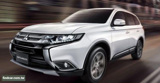 2018年01月 Mitsubishi 三菱全車系中古車行情表