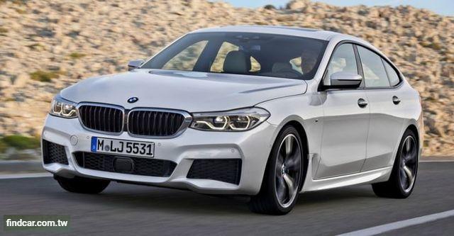 2018年01月 BMW 寶馬全車系中古車行情表