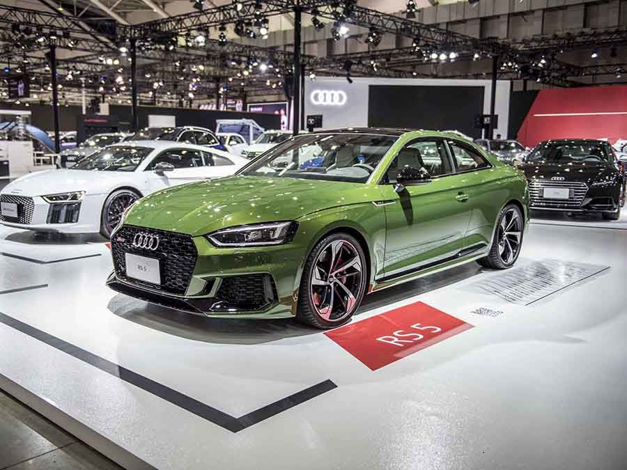 《2018台北車展》Audi A8、RS 5 Coupé與SQ7 TDI首發