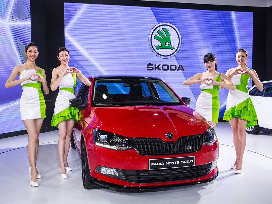 《2018台北車展》Skoda改款新車正式亮相