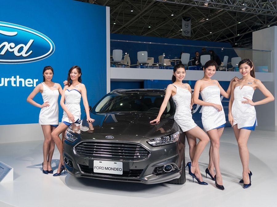 Ford GT首度在台亮相 全新歐洲進口Mondeo Wagon正式上市