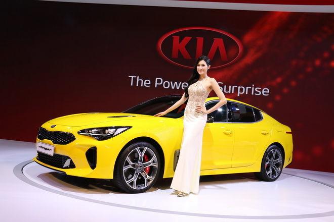 韓式毒刺果然尖銳 Kia Stinger被Consumer Reports視為最合宜的高級運動轎車