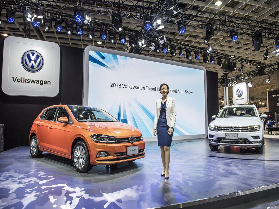 《2018台北車展》VW Tiguan Allspace/VW Polo正式發表