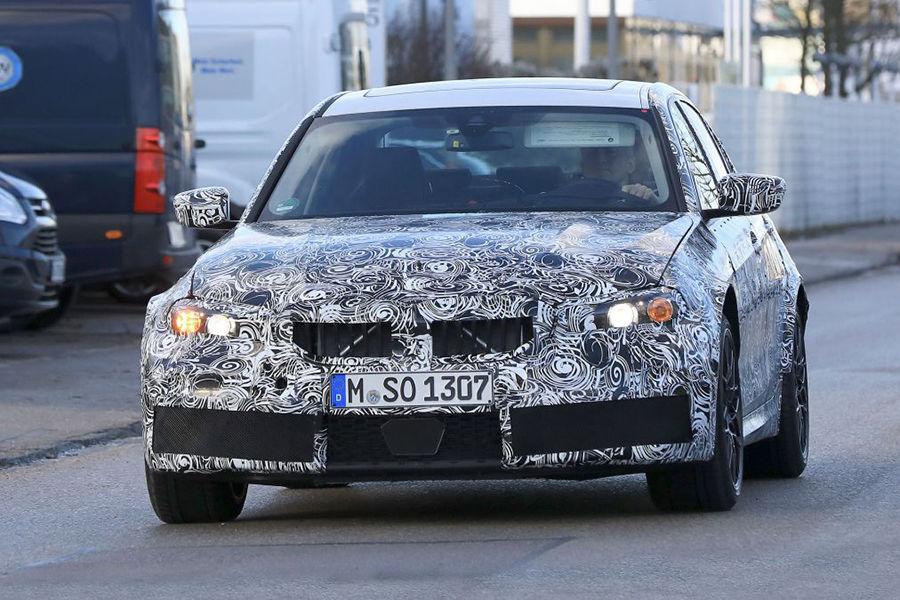 BMW的兵工廠已經替X3/X4 M和M3/M4準備好新的475hp引擎!