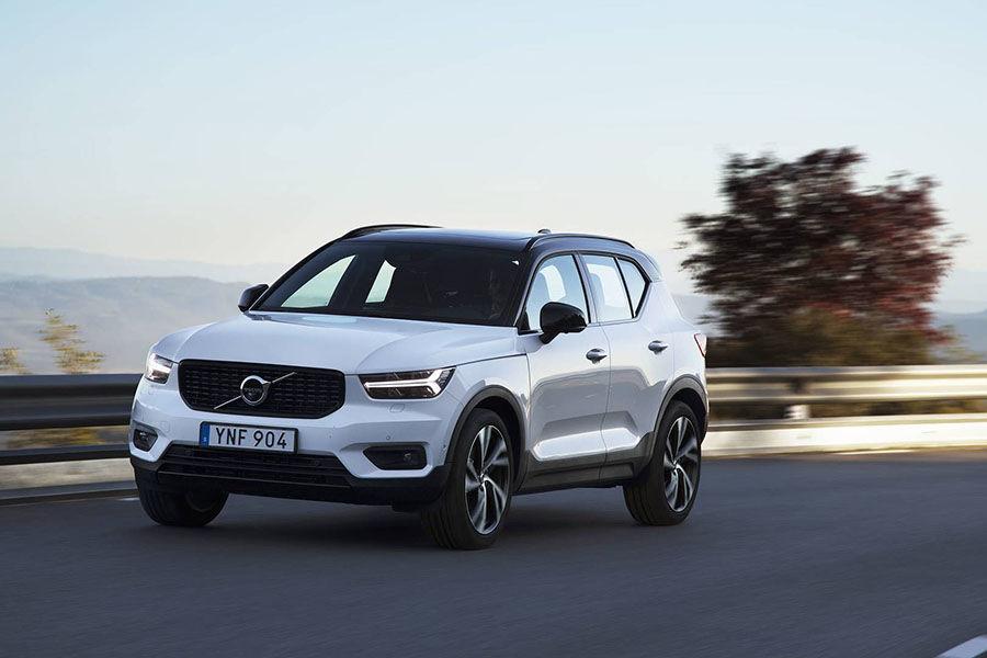 下一代的Volvo V40將擁有插電式油電混合動力,純電動力車型也將擁有兩種電池容量