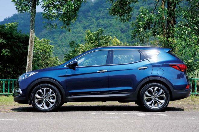 【150萬選SUV】Hyundai Santa Fe