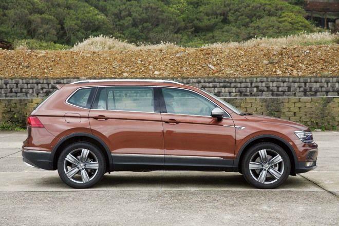 【150萬選SUV】VW Tiguan Allspace