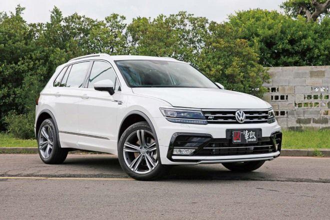 【150萬選SUV】最有運動風VW Tiguan