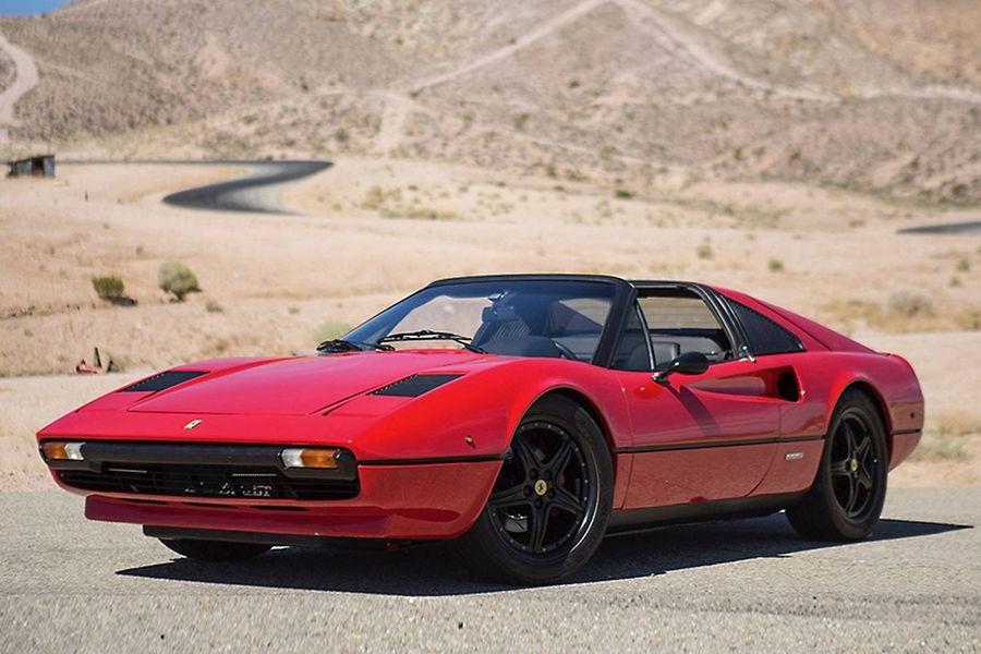 1976 Ferrari 308 GTS+電動動力,這樣的方程式會產生新滋味還是大災難呢?