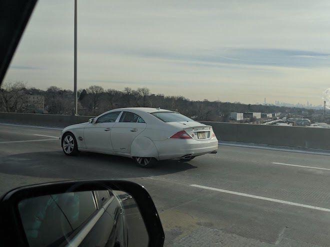 Mercedes-Ben CLS的改裝淺力真的很雄厚!車主的鬼斧神工再次定義跑房車新指標!