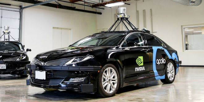 NVIDIA、ZF與百度將於中國共同推出業界首台人工智慧車用電腦