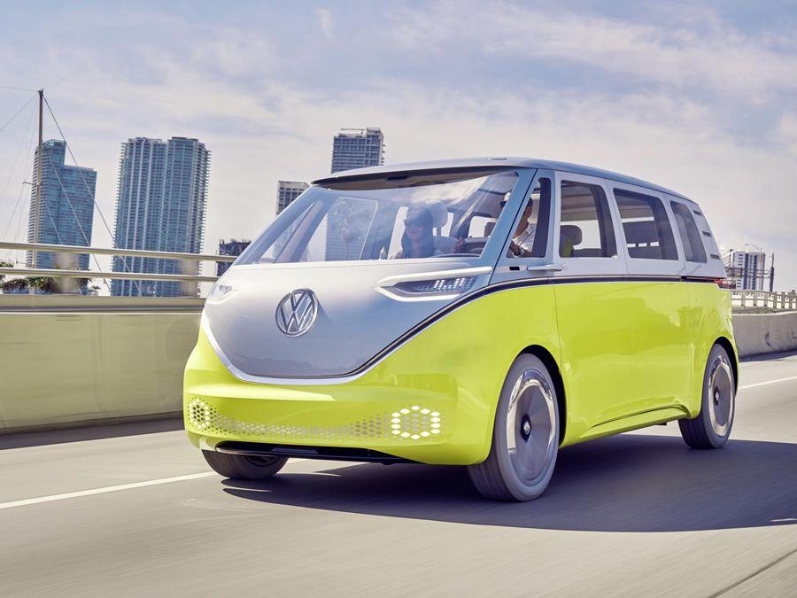VW與NVIDIA攜手開發AI深度學習自駕技術