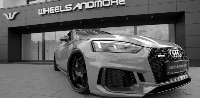 WheelsAndMore大輪圈 也要配得起Audi RS5 Coupe大馬力!