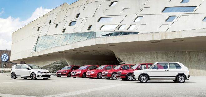 (上集)VW Golf GTI的前世今生   通往速度天堂的神奇碗豆