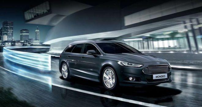 Ford Mondeo Wagon首度於高雄亮相 前進2018高雄世界新車大展