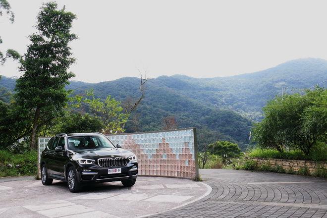搶眼外型 質感科技再升級 全新第三代BMW X3 xDrive 30i 豪華運動版試駕-外觀內裝篇