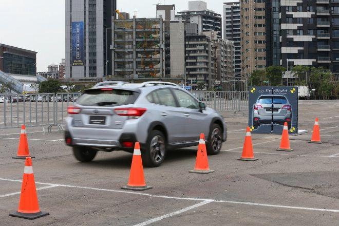 Subaru Eyesight   壓軸登場