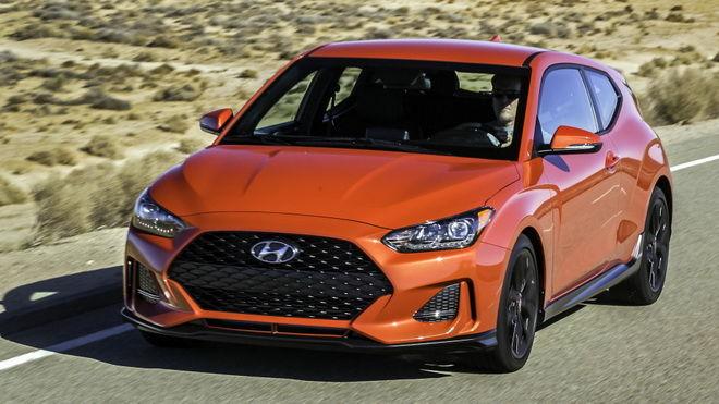 2018底特律車展:造型依然獨特 Hyundai全新世代Veloster正式發表