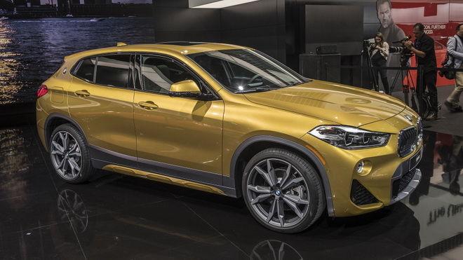 2018底特律車展: X系列帥氣新成員 BMW X2休旅車正式發表
