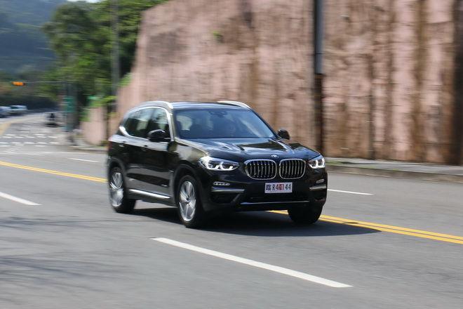 搶眼外型 質感科技再升級 全新第三代BMW X3 xDrive 30i 豪華運動版試駕-動力操控篇