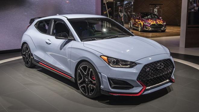 2018底特律車展:Hyundai Veloster N挾帶275匹馬力強勢登場