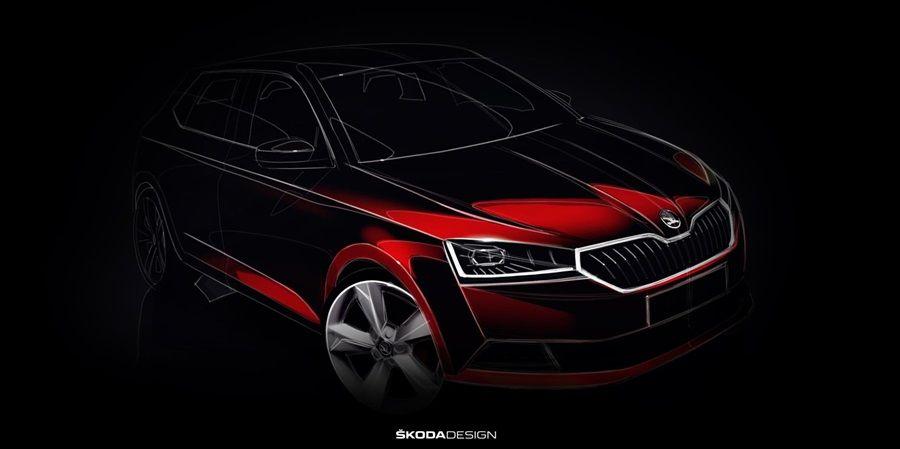 小改款Skoda Fabia將於日內瓦車展發表
