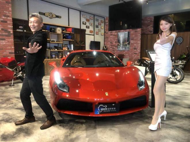 Ferrari 488GTB介紹直播影片