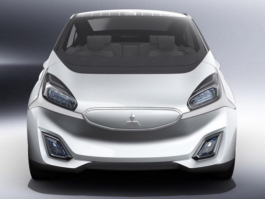 沒後視鏡的 Mitsubishi最快明年上市?