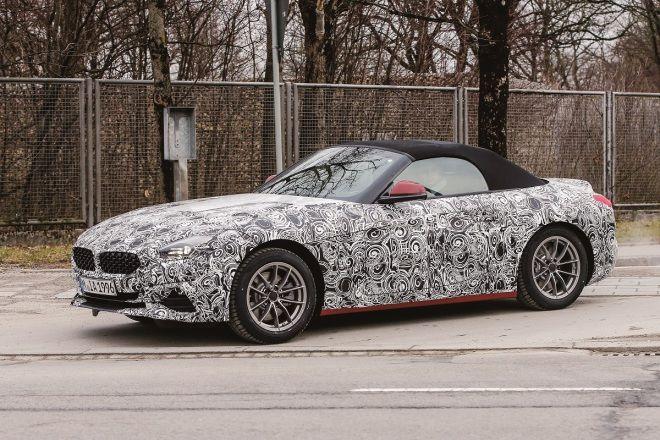 哇!!!BMW Z4將流著Toyota的血........