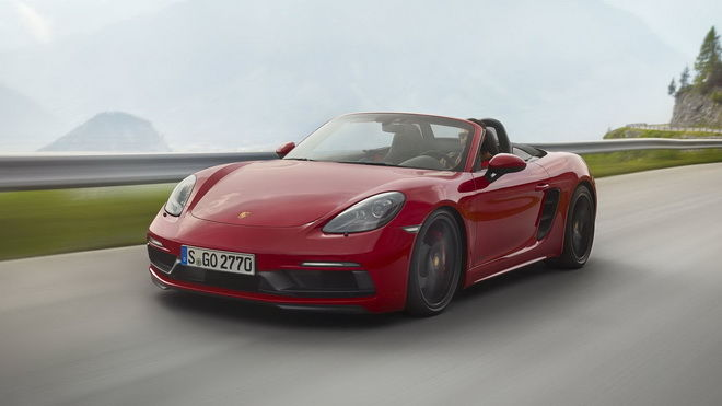 Porsche 718 Boxster GTS & 718 Cayman GTS再進階 想了解新718 GTS系列雙雄請看本影片