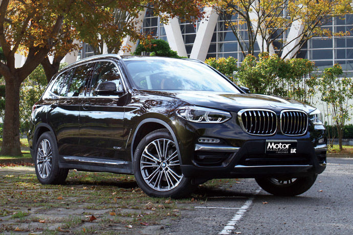 BMW All-New X3 xDrive30i luxury Line