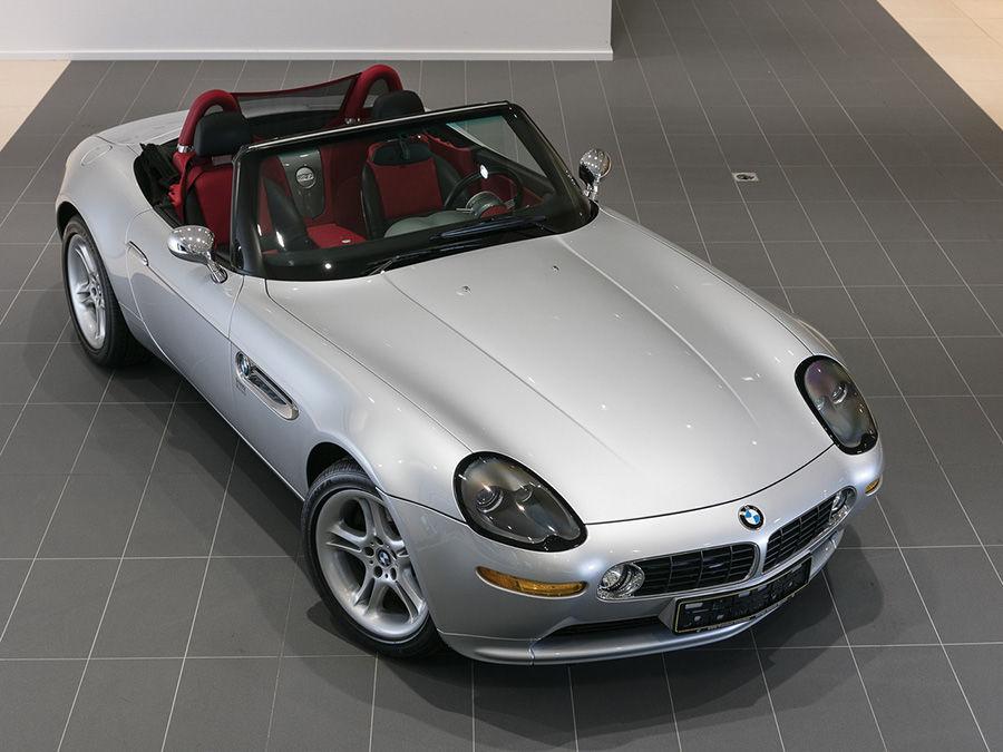 車況極佳的BMW Z8現在可以賣多少錢?