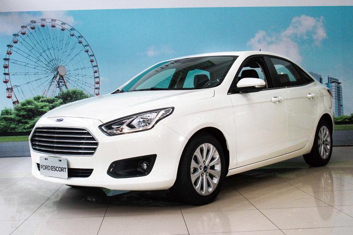 體現人生新價值    Ford Escort/Ford Focus EcoBoost 180