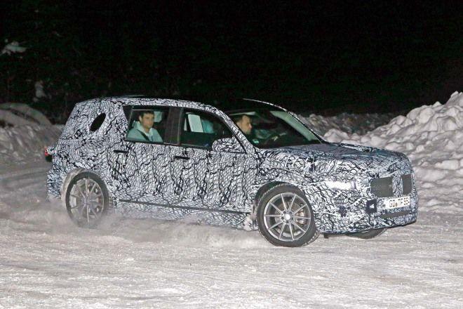 Mercedes-Benz GLB 是否會像方正的B  會有開闊的車內空間