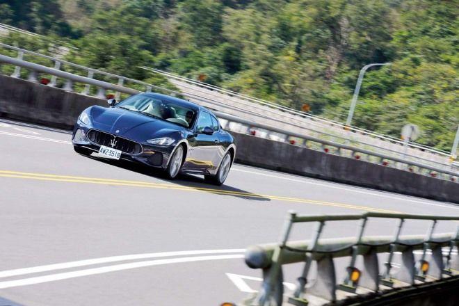 大口呼吸的美好 Maserati GranTurismo Sport