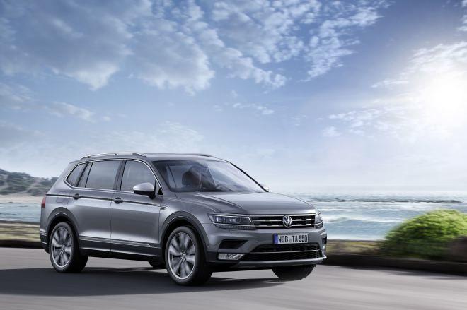 入主Tiguan Allspace、The new Polo或全車系享多元優惠方案