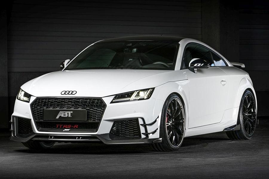 雙倍價格等於雙倍樂趣?500hp的Audi TT RS-R真如此迷人?