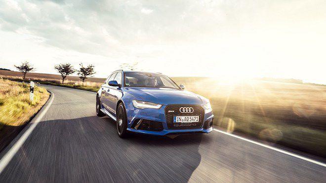 致Audi RS2的光輝歲月!Audi採150輛限量發售,推出這款名為「RS6 Avant Performance Nogaro Edition」的高性能跑旅