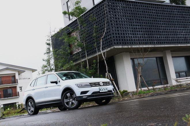 大尺寸大空間 配備豐富又安全 優質七人座SUV Volkswagen Tiguan Allspace 400 TDI Highline 試駕
