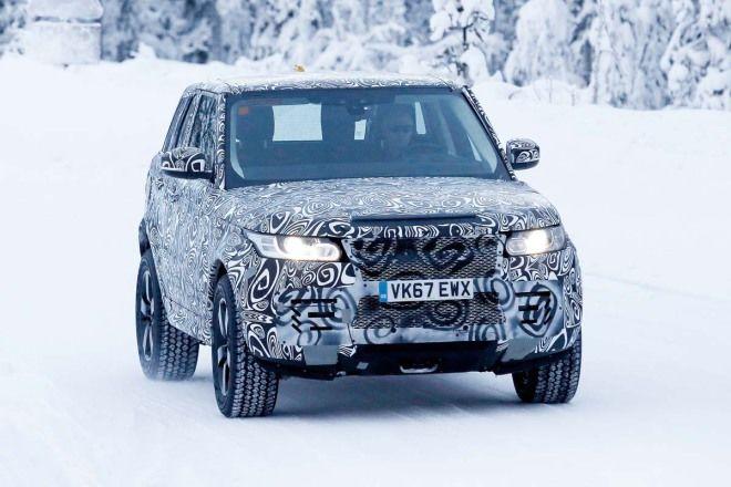 也來湊熱鬧Land Rover Defender聽說戰鬥力極強