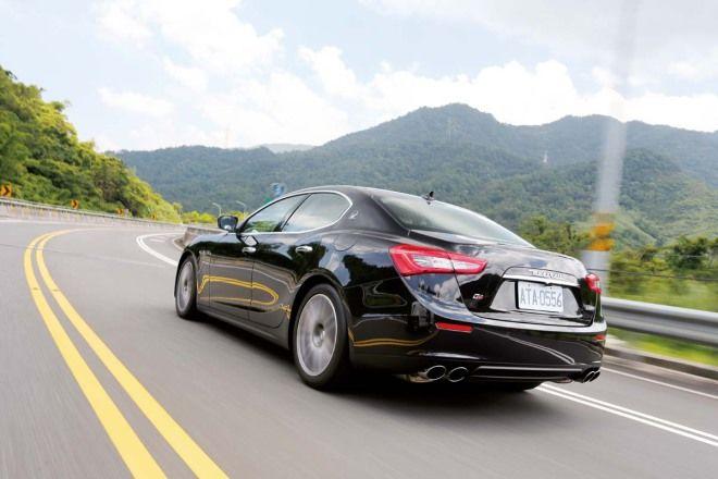 義式醒神 Maserati Ghibli SQ4