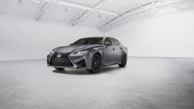 """慶祝""""F""""十週年 Lexus將在芝加哥車展上推出GS F,GS F限量特仕紀念版"""